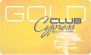 Club Cypress Gold 5,000 Points